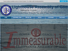 Tablet Preview of lighthouseag.org